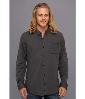 ONeill Kepler Long Sleeve Shirt Mens Long Sleeve Button Up (Black)