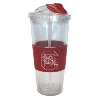 Boelter Brands NCAA 2 Pack South Carolina Gamecocks No Spill Double Walled