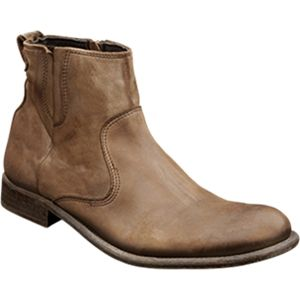 Bacco Bucci Mens Cotton Tan Boots   6815 97 232