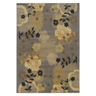 Escape Area Rug   Gold/Gray (710x1010)