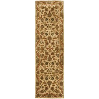 Safavieh Antiquities Majesty Gold Rug AT52D Rug Size Runner 23 x 8
