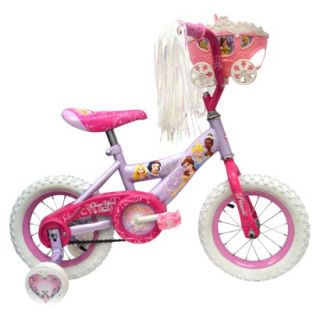 Huffy Disney Princess 12 Girls Bike   Pink