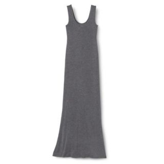 Merona Petites Sleeveless Maxi Dress   Gray XSP