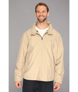 Nautica Big & Tall Big Tall Barracuda Bomber Mens Coat (Khaki)