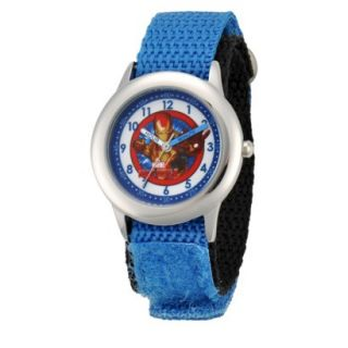 Kids Marvel Iron Man Wristwatch   Blue