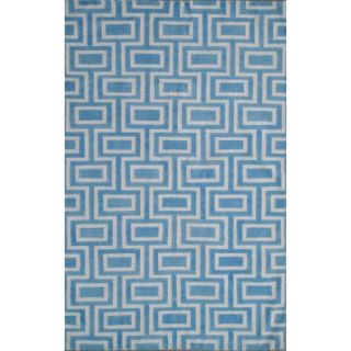 Safavieh Dhurries Light Blue/Ivory Rug DHU562A Rug Size Runner 23 x 10