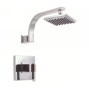 Danze MTZ D500044T Firesale Single Handle Tub and Shower Faucet Trim Kit with 6