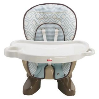 Fisher Price Space Saver High Chair   Diamond Ice