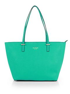 Kate Spade New York Cedar Street Small Harmony Tote   Bright Green