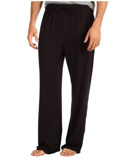 BOSS Hugo Boss Innovation 1 Long Lounge Pant Mens Pajama (Black)