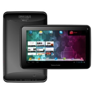 Visual Land Prestige 7 Google Certified Android 4.1 Tablet   Black (ME 107 L