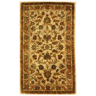 Safavieh Antiquities Majesty Gold Rug AT52D Rug Size 3 x 5