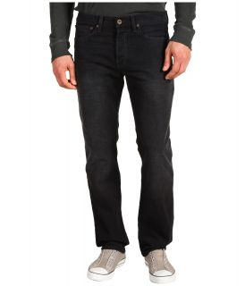 Lucky Brand 121 Heritage Slim in Ol Subway Mens Jeans (Black)