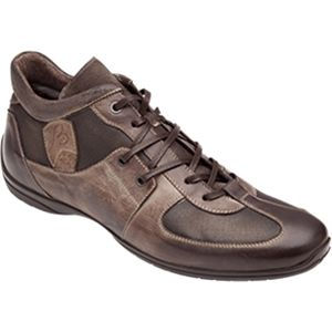 Bacco Bucci Mens Escudo Brown Shoes   7502 42 200