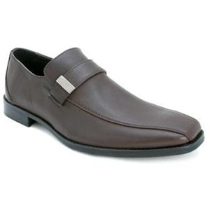 Bacco Bucci Mens Tibbs Brown Shoes   8717 13 200