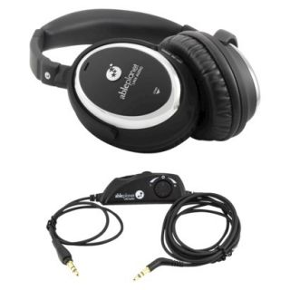 Able Planet Sound Clarity Around the Ear Headphones   Black/Gun Metal