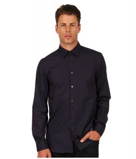 SLVR Formotion Long Sleeve Shirt Mens Long Sleeve Button Up (Blue)