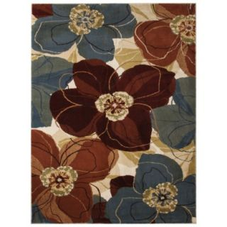 Threshold Exploded Floral Area Rug (66x10)