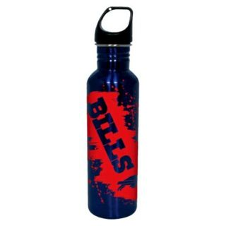 NFL Buffalo Bills Water Bottle   Blue (26 oz.)