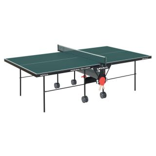 Butterfly Green Personal Rollaway Table Tennis Table   TR21