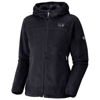 Mountain Hardwear Pyxis Jacket   Fleece (For Women)   BLACK (L )