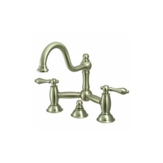 Elements of Design ES3918AL Chicago Two Handle Lavatory Faucet