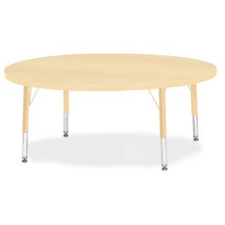 Jonti Craft Berries Round Activity Table (48 x 48) 6433JC251 Size 15 H x