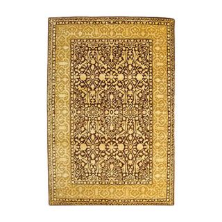 Safavieh Silk Road Brown/Ivory Rug SKR213F Rug Size 26 x 4