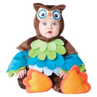 Toddler What A Hoot Owl Costume