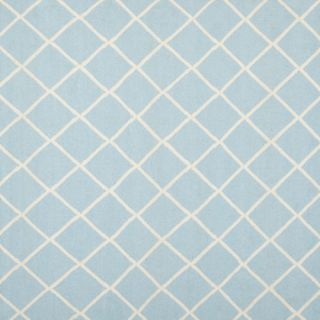 Safavieh Dhurries Light Blue/Ivory Rug DHU565B