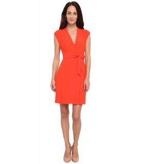 Kate Spade New York Villa Dress Womens Dress (Red)