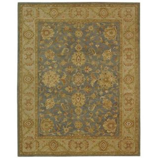 Safavieh Antiquities Blue/Beige Rug AT312A Rug Size 12 x 15