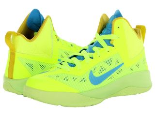 Nike Kids Hyperfuse 2013 Boys Shoes (Yellow)