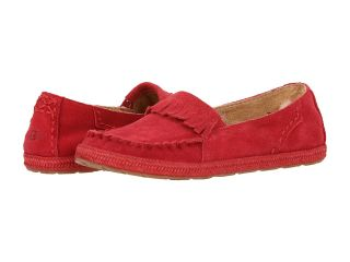 UGG Kids Marin Girls Shoes (Red)