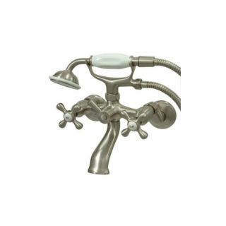 Elements of Design ES2668X Accents Wall Mount Faucet With Hand Shower