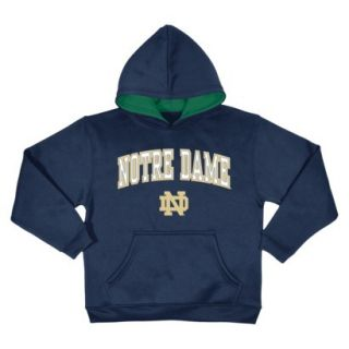 NCAA Kids Sweatshirt Notre Dame   Navy (Team)
