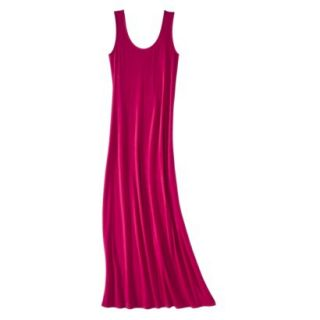 Merona Petites Sleeveless Maxi Dress   Red SP