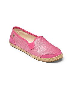 UGG Australia Kids Danalia Glimmer Slip On Shoes