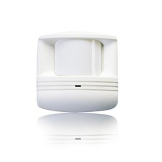 WattStopper CX100 Motion Sensor, Passive Infrared Occupancy Sensor w/Light Level Sensor, 2000 Sq. Ft., 24V White