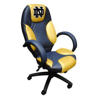 Tailgate Toss NCAA Office Chair 5501 FSU NCAA Team Notre Dame