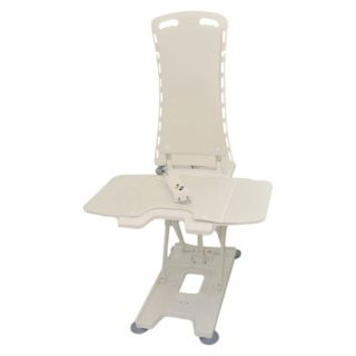 Drive Medical White Bellavita Bath Tub Chair Seat Lift   Standard