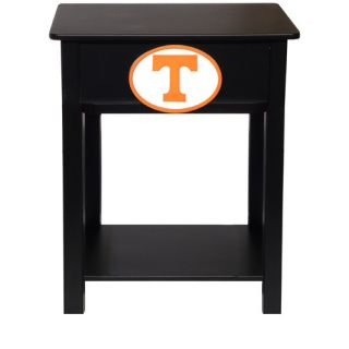 Fan Creations NCAA End Table C0533  NCAA Team Tennessee