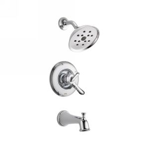 Delta Faucet T17494 Linden Delta Linden Monitor(R) 17 Series Tub And Shower Tri