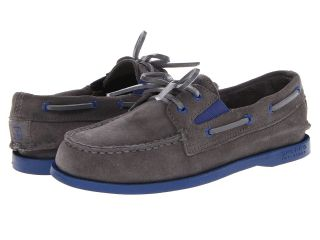 Sperry Top Sider Kids A/O Gore Boys Shoes (Gray)
