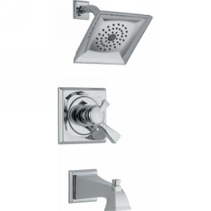 Delta Faucet 174930 Dryden Delta Dryden Monitor(R) 17 Series Tub And Shower Tri