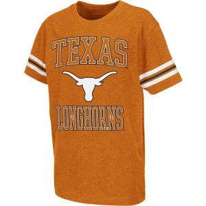 Texas Longhorns Colosseum NCAA Youth Bullet T Shirt