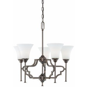 Thomas Lighting THO SL807715 Chiave Chandelier 5x100W