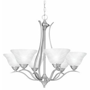 Thomas Lighting THO SL863678 Prestige Chandelier 6x100