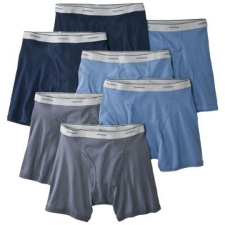 Fruit of the Loom Men 7pack Boxer Brief   Assorted Colors M