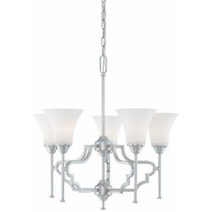 Thomas Lighting THO SL807778 Chiave Chandelier 5x100W